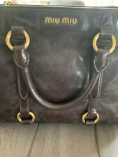 Miu Miu Bag Shopper Antique Shoulder Bag Crossbody Handbag Shoulder Bag