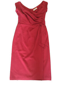 Original Red Bombshell Dress by Katya Wildman Size 12