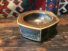 MidCentury Danish Modern Scandinavian Lisa Engqvist Bing & Grandahl Ceramic Bowl