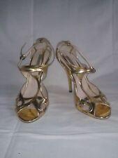 Sandali BOTTEGA VENETA color Oro - taglia 40