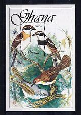 TIMBRE STAMP BLOC GHANA Y&T#144 OISEAU BIRD NEUF**/MNH-MINT 1989 ~A44