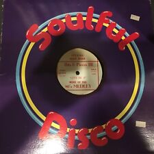 "Bits & Pieces III 3 ""Let's Do It"" 80's Medley Special Disco Mixer 12 ""RARE"