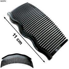 Grand Peigne noir ondulé longueur 11 cm  Accessoire de coiffure