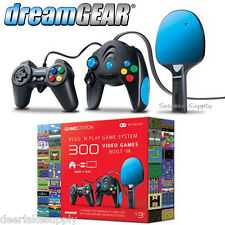 DreamGear My Arcade Game Station Console Vintage Games Gift 300 Game DGUN-2862