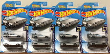 2019 Hot Wheels Back To The Future Time Machine Hover Mode Lot Of 8