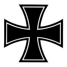 3x Eiserne Kreuz hooligan Hardcore Dynamo Wehrmacht  Deutschland