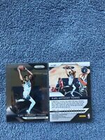 karl anthony towns 2 cards timberwolves no107 panini prizm