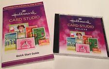 Hallmark Card Studio Deluxe Software 2013
