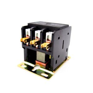 Dayton 2UTP7 3 Pole 240VAC Definite Purpose Contactor