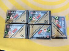BASF Chrome Maxima ll Audiokassettten Musikkassetten für Kassettenrecorder neu