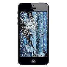 iPhone 5 Fast Digitizer/Touch screen & LCD replacement & Guaranteed