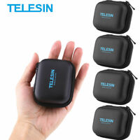TELESIN 5pcs Mini Action Camera Bag Case for GoPro Hero 7 6 5 Black Cost-effecti