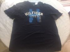 c472792a8362 New Men's Tommy Hilfiger Heritage Graphic T-Shirt Navy Large, XL, ...