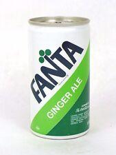 Rare Fanta Ginger Ale Soda Coca Cola Aluminum Can Atlanta GA Tavern Trove
