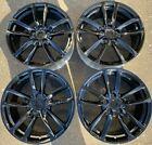 OEM 19 Original Chevrolet SS Factory Stock Wheels Gloss Black New Set 5621