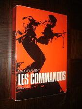 LES COMMANDOS - Marc Flament 1972