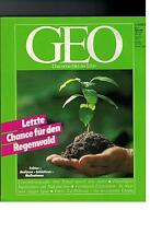 Geo - Das neue Bild der Erde Nr. 3 - 1990