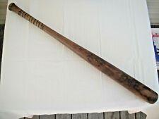 W.E. Mains Bat Co. - Mains Special - Sandy Creek, ME Vintage Bat c. 1900