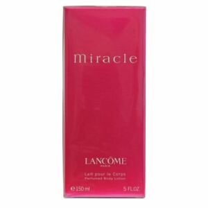 Lancome Miracle Perfumed Body Lotion 150ml (5 fl.oz) BNIB UK STOCKIST