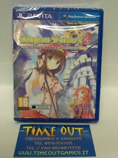 Dungeon Travelers 2 PS Vita Koch Media 0813633015705