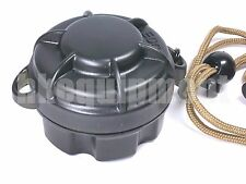 EDC Gear 6x CR123A 16340 RCR123 Battery Box Case Storage Capsule Container Black