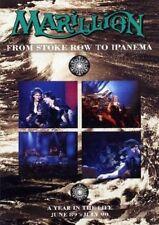 DVD MARILLION FROM STOKE ROW TO IPANEMA N.2 DVD