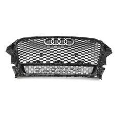 Original Audi RS3 8V quattro Kühlergrill Sport Frontgrill schwarz hochglänzend