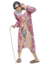 Smiffys Gravity Granny Humor Funny Adult Womens Halloween Costume 39343