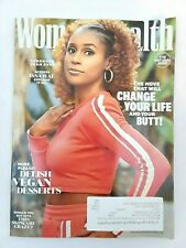 New Womens Health Magazine Issa Rae The Natural Issue Change your Life & Butt