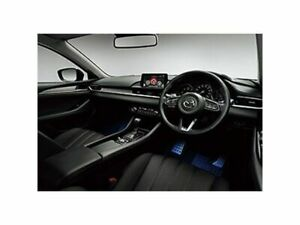 [NEW] JDM Mazda Atenza GJ Foot Light Illumination LED Blue Genuine OEM MAZDA 6