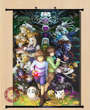 Anime Undertale Sans/Chara/Frisk Home Decor Poster Wall Scroll 40cm*55cm#58-H9