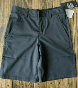 Under Armour Golf Shorts Boys Size 12 MSRP $37.99 NWT