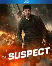The Suspect [Blu-ray]  --Hong Kong RARE Kung Fu Martial Arts Action movie ---B19