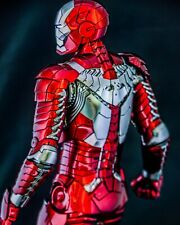 Hot Toys Iron Man Diecast Mark 5 V MMS400 D18