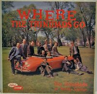 """Where the Trinidads Go"" The Trinidads of Trinity College [Capitol 327] Vinyl LP"