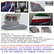 COPRISEDILI FIAT 500 FLR CINQUINO LINEA BASE-PERSONALIZZATA GRIGIO 12N tricolore