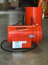 New Listingallegro 8 Metal Blower Compaxial Ac 9534 Axial Fan Compact Blower Only