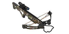 BARNETT WILDGAME XB370 185LB DRAW WEIGHT 370FPS  CROSSBOW PACKAGE BAR78194 NEW!
