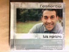 CD RARE / LUIS MARIANO, L'ESSENTIEL / NEUF SOUS CELLO