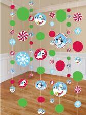 Festoni Addobbi Di Natale Da Appendere Decorazioni Festività Natalizia PS 17473