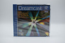 Rez Sega Dreamcast Sealed Neu
