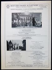 OLD COLWALL HOUSE MALVERN HEREFORDSHIRE MAGAZINE ADVERT 1968