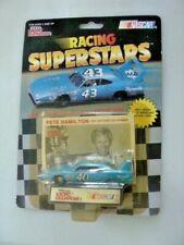 #40 - PETE HAMILTON - 1970 PLYMOUTH SUPERBIRD - Racing Champions 1991 - 1:64 CAR