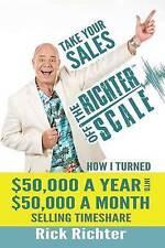 Prenez vos Ventes sur l'échelle de Richter: comment je me suis tourné $50,000 A année en...