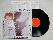"LP 33T DAVID BOWIE ""Scary monsters"" RCA 13647 FRANCE §"