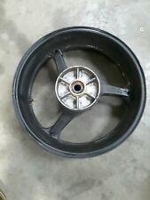 2000 2001 Honda CBR 900 929 RR CBR929 CBR929RR rear back wheel rim straight