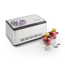 Klarstein Eisbereiter Eiscrememaschine Ice Cream Speiseeis Maschine Kompressor