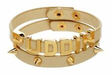 Harley Quinn PUDDIN & SPIKES 2 Bracelet Set DC Comic's