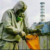 Chernobyl NBC Suit, Hazmat Suit, Radiation Suit. NEVER USED.Original OZK