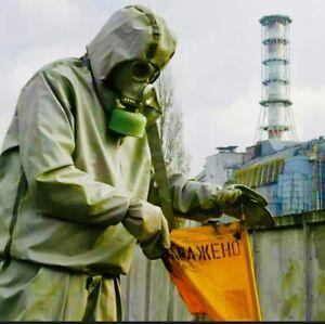 Chernobyl NBC Suit, Hazmat Suit, Radiation Suit. NEW  GENUINE OZK